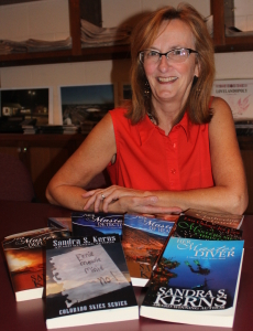 Author Sandra Kerns