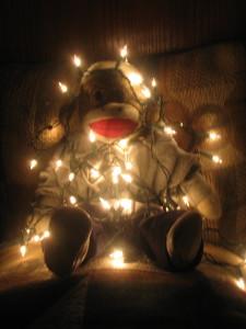 SMJ and Christmas Lights
